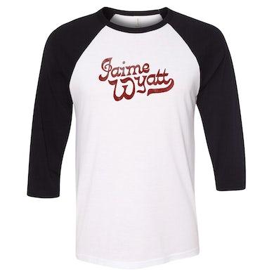 Jaime Wyatt Logo Raglan