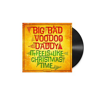 Big Bad Voodoo Daddy  It Feels Like Christmas Time - Vinyl