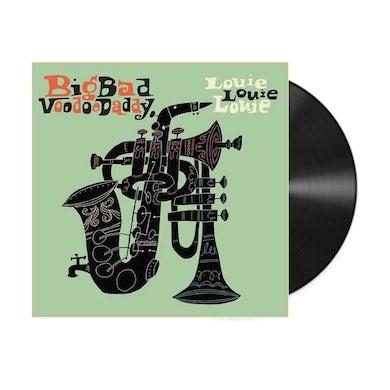 Big Bad Voodoo Daddy  Louie Louie Louie - Vinyl