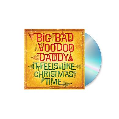 Big Bad Voodoo Daddy  It Feels Like Christmas Time - CD