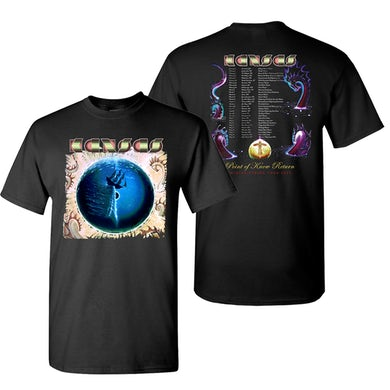 Kansas 2020 Spring Tour T-Shirt