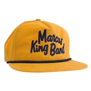 MARCUS KING BAND Logo Snapback Cap - Tan