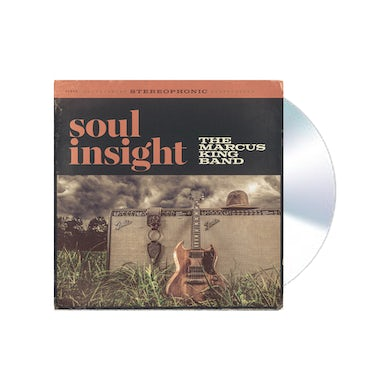 MARCUS KING BAND Soul Insight - CD