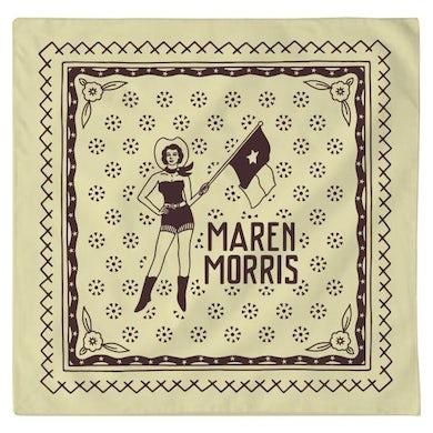 Maren Morris RODEO BANDANA - NATURAL