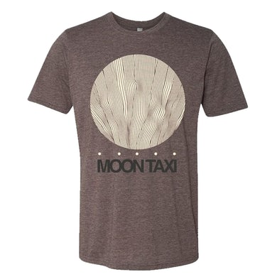 Moon Taxi Globe T-Shirt