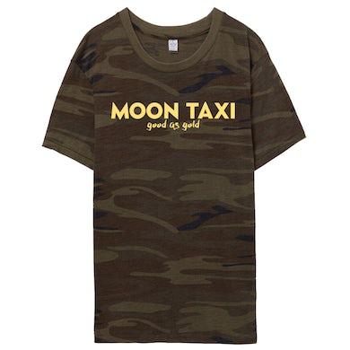 Moon Taxi Good As Gold T-shirt