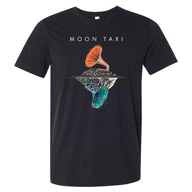 Moon Taxi Gramophone T-Shirt