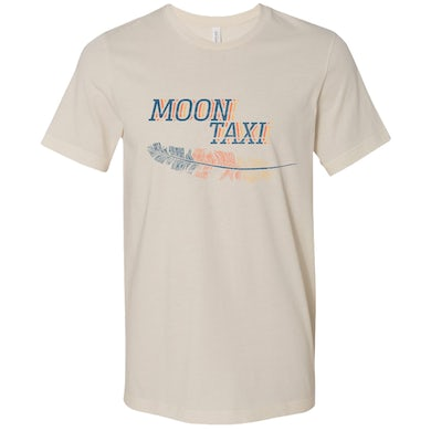 Moon Taxi Feather T-shirt