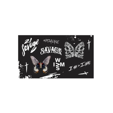 21 Savage I AM > Stickers