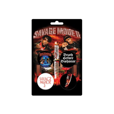 21 Savage Buttons