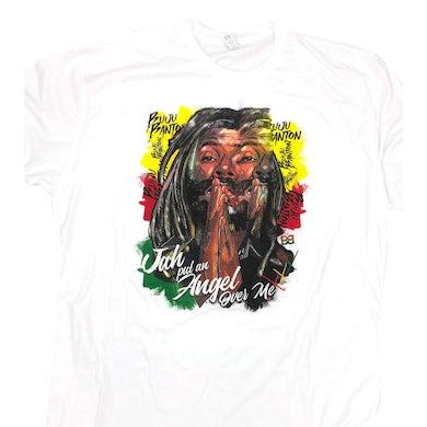 Buju Banton Jah Put An Angel Over Me T-Shirt