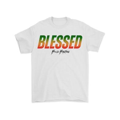 Buju Banton Blessed T-Shirt
