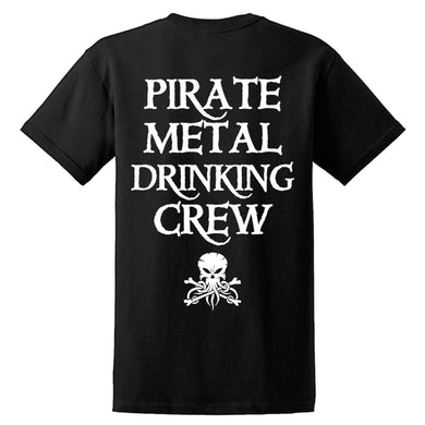 ALESTORM - 'Pirate Metal Drinking Crew' T-Shirt
