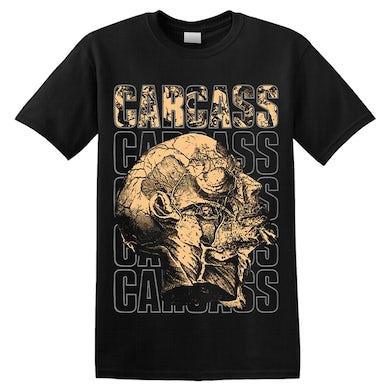 CARCASS - 'Anatomical Head' T-Shirt