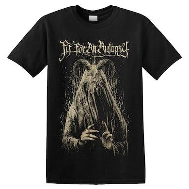 FIT FOR AN AUTOPSY - 'Altar Cloak' T-Shirt