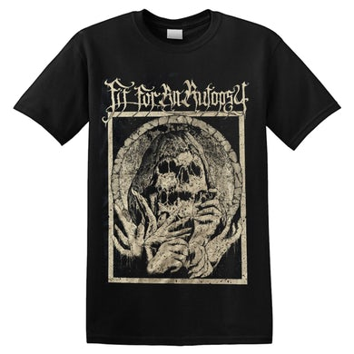 FIT FOR AN AUTOPSY - 'Skull' T-Shirt
