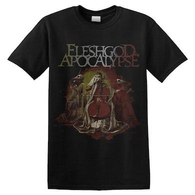 FLESHGOD APOCALYPSE - 'Italian Strings' T-Shirt