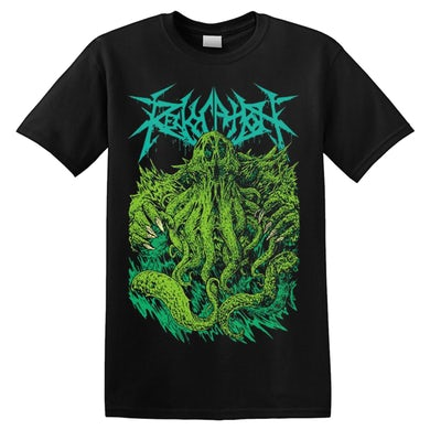 REVOCATION - 'Green Cthulhu' T-Shirt