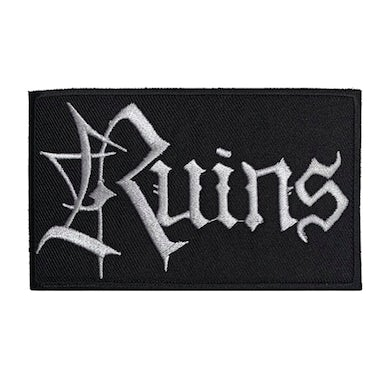 RUINS - 'Logo' Patch