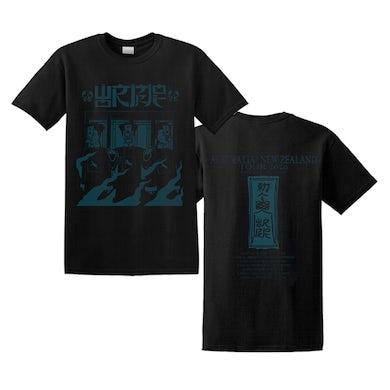 'Australian Tour' T-Shirt