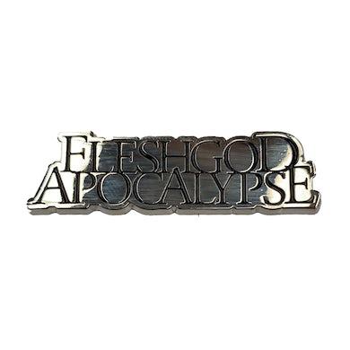 FLESHGOD APOCALYPSE - 'Logo' Metal Pin