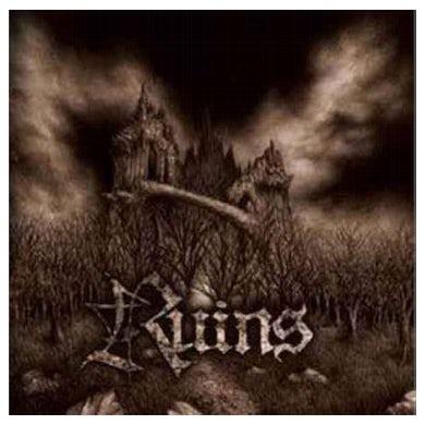 RUINS - 'Spun Forth Dark Nets' CD