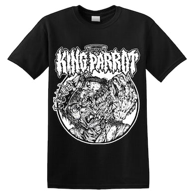 KING PARROT - 'Facebite' T-Shirt