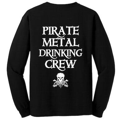 ALESTORM - 'Pirate Metal Drinking Crew' Long Sleeve