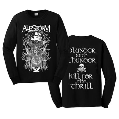 ALESTORM - 'Plunder' Long Sleeve