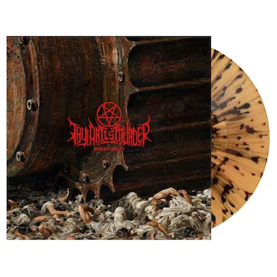 THY ART IS MURDER - 'Human Target' LP (Beer) (Vinyl)