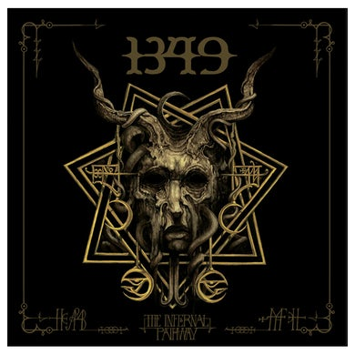 1349 - 'The Infernal Pathway' CD