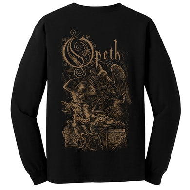 OPETH - 'Demon of the Fall' Long Sleeve