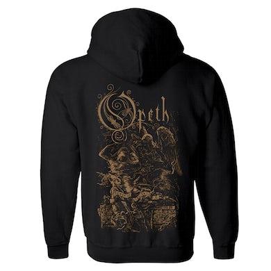 OPETH - 'Demon of the Fall' Zip-Up Hoodie