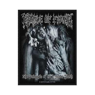 CRADLE OF FILTH - 'The Principle Of Evil Made Flesh' Patch