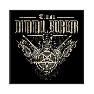 DIMMU BORGIR - 'Eonian' Patch