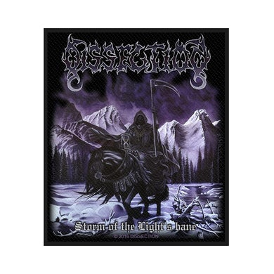 DISSECTION - 'Storm Of The Lights Bane' Patch