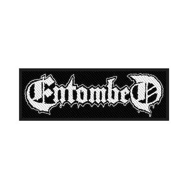 ENTOMBED - 'Logo' Patch