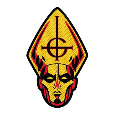 GHOST - 'Papa Head' Patch