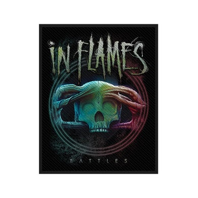 IN FLAMES - 'Battles' Patch