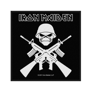 IRON MAIDEN - 'A Matter Of Life And Death' Patch