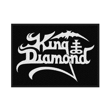 KING DIAMOND - 'Logo' Patch