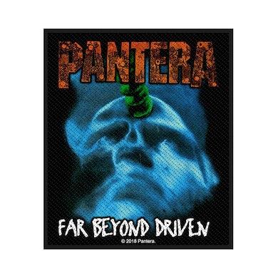 PANTERA - 'Far Beyond Driven' Patch