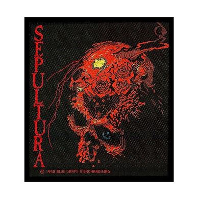SEPULTURA - 'Beneath The Remains' Patch