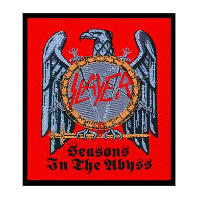 SLAYER - 'Seasons In The Abyss' Patch