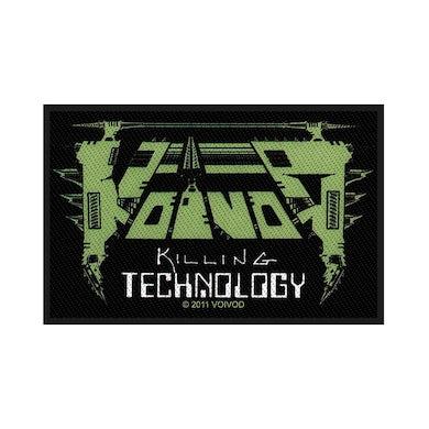 VOIVOD - 'Killing Technology' Patch