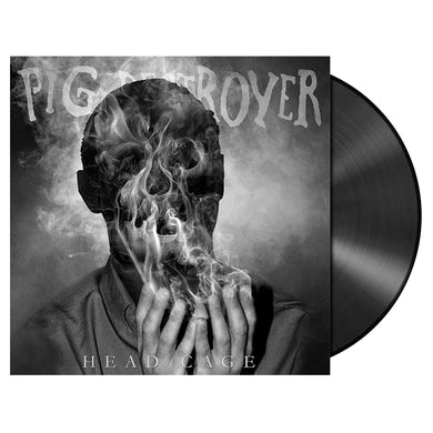 PIG DESTROYER - 'Head Cage' LP (Vinyl)