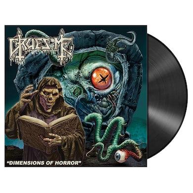 'Dimensions Of Horror' LP (Vinyl)