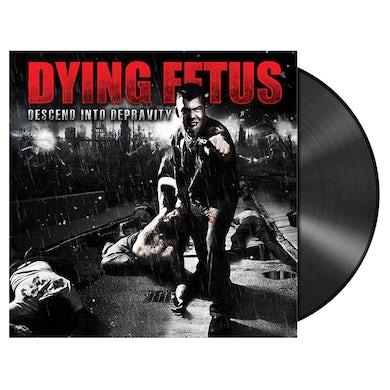 DYING FETUS - 'Descend Into Depravity' LP (Vinyl)