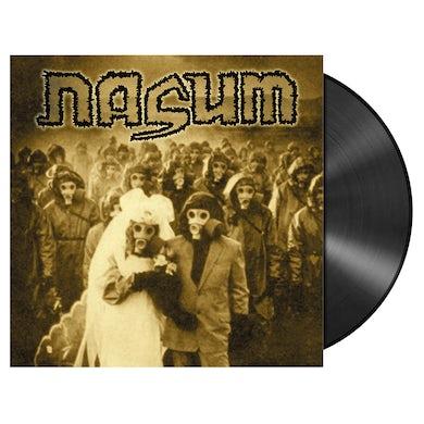 NASUM - 'Inhale/Exhale' LP (Vinyl)