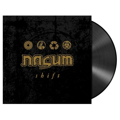 NASUM - 'Shift' LP (Vinyl)